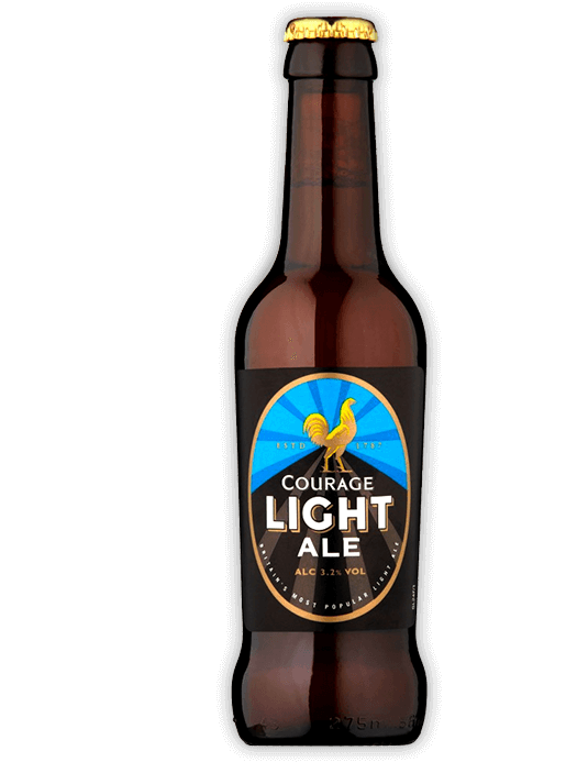 Courage Light Ale