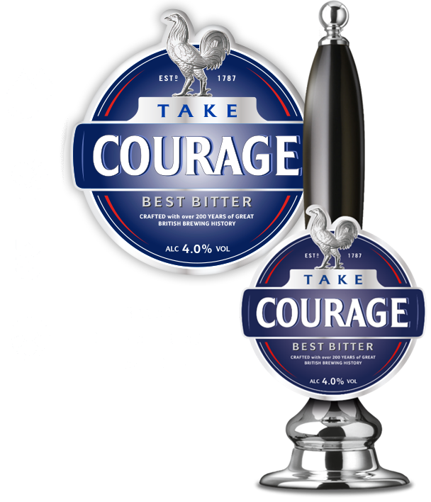 Courage Best Bitter